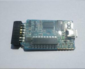 USBプログラム書込器
